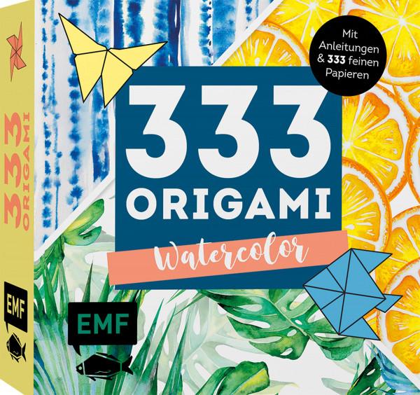 333 Origami – Watercolor | EMF Vlg.