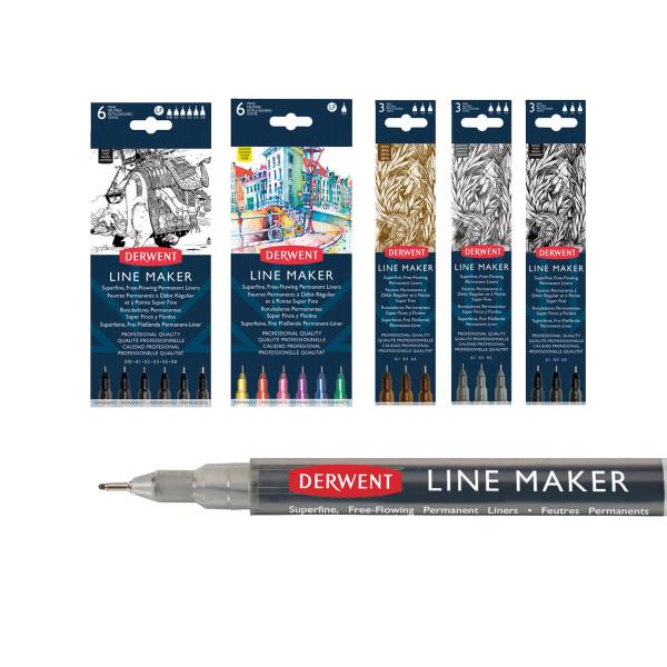 Derwent Line Maker