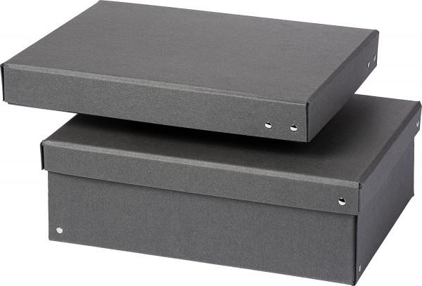 MONAT_2020-08_Aug: Black Box | 2er-Set für DIN A4