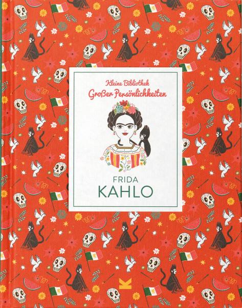 Frida Kahlo – Kleine Bibliothek großer Persönlichkeiten (Isabel Thomas) | Laurence King Vlg.