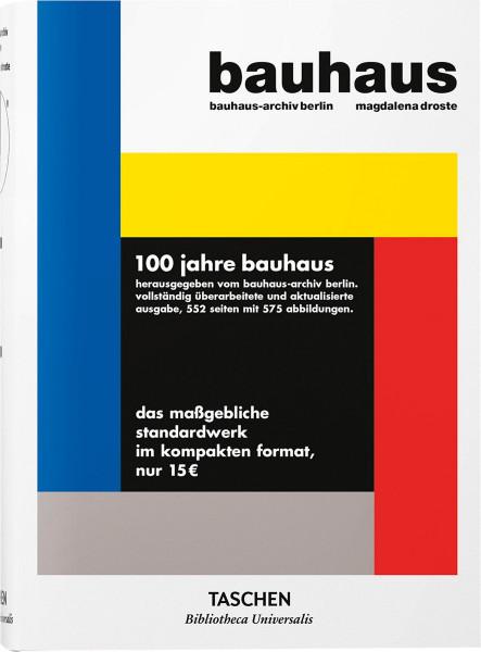 Bauhaus (Magdalena Droste(Hrsg.)) | Taschen Vlg.