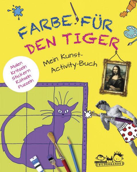 Farbe für den Tiger (Ruth Thompson) | E. A. Seemann Vlg.