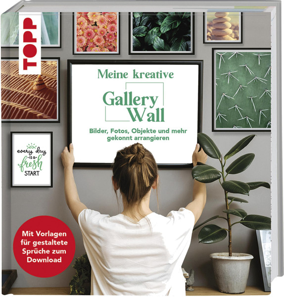 frechverlag Meine kreative Gallery Wall