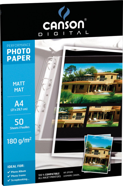 Canson Digital Performance Photo Paper