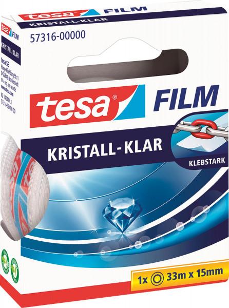 tesa® Tesafilm® kristall-klar