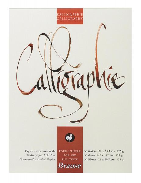 Brause Kalligrafie-Block