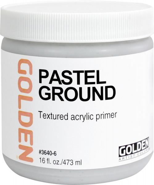 Golden Pastel Ground | Gesso & Grounds