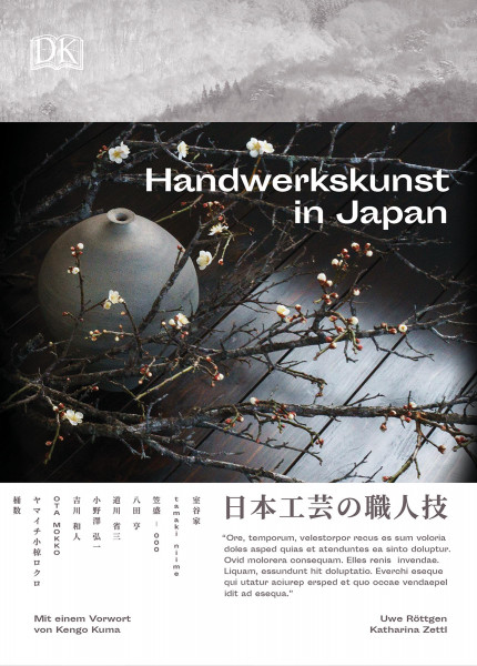 Handwerkskunst in Japan (Uwe Röttgen, Katharina Zettl) | Dorling Kindersley Vlg.