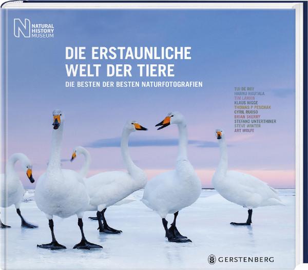 Die erstaunliche Welt der Tiere (Natural History Museum (Hrsg.)) | Gerstenberg Vlg.