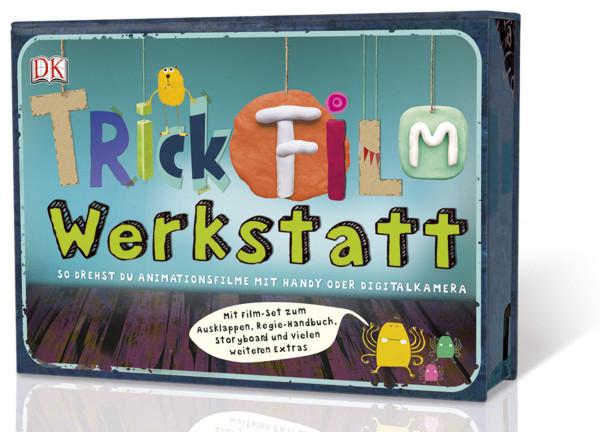 Dorling Kindersley Verlag Trickfilm-Werkstatt