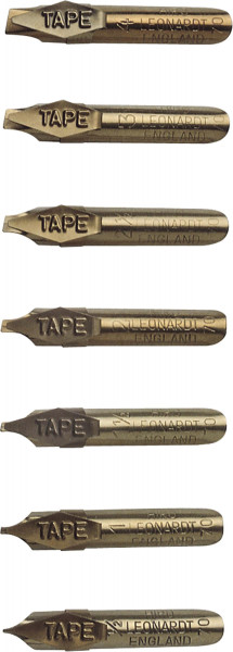 (Hiro) Bandzugfeder   Standardgraph Kalligrafiefedern
