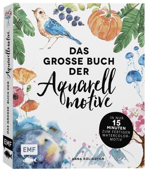 Edition Michael Fischer Das große Buch der Aquarellmotive