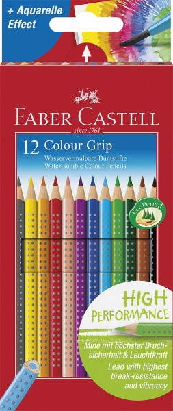 Faber-Castell Colour Grip