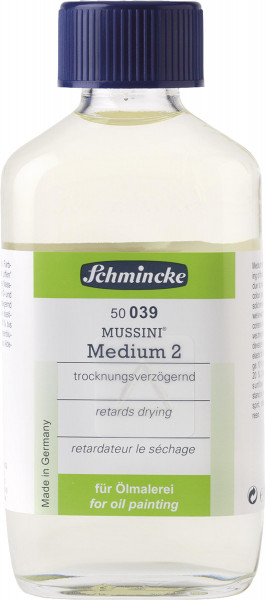 Schmincke Mussini Medium 2
