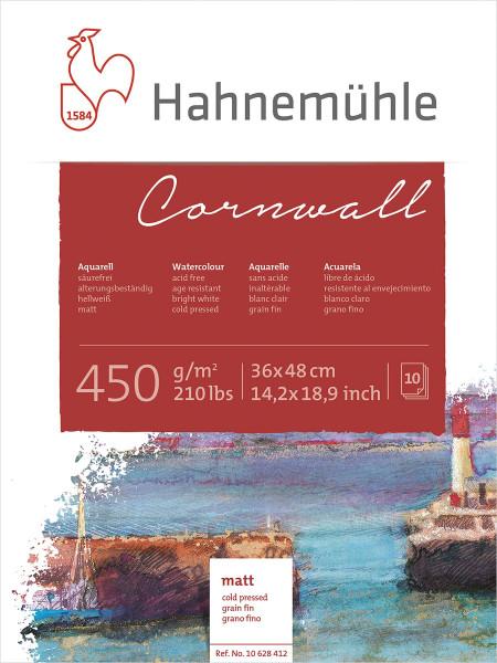 Hahnemühle Cornwall Akademie-Aquarellblock