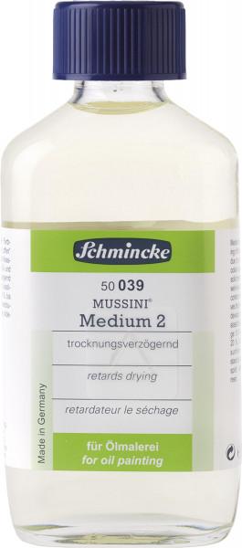 Schmincke Mussini Medium 2