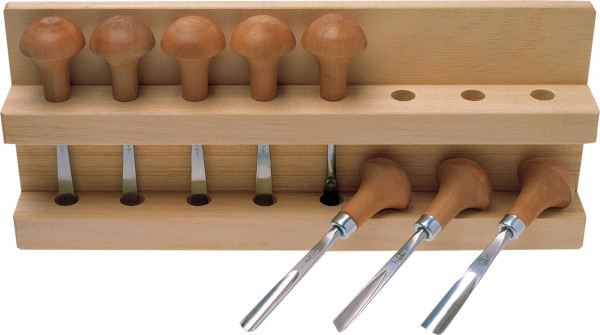 Pfeil Holzschnittmesser-Set