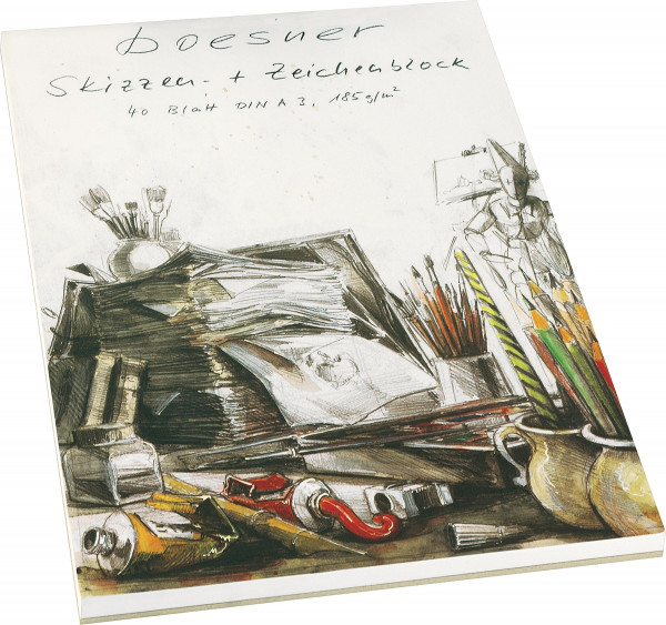 boesner Skizzen-/Zeichenblock