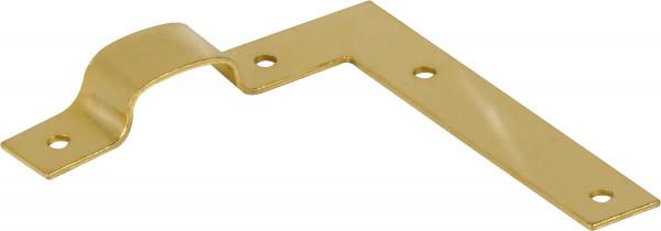 Aufhängewinkel A = 45 mm, B = 8 mm, Stärke ca. 1 mm