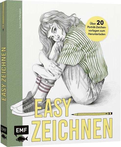Edition Michael Fischer Easy zeichnen – Mit 20 Vorlagen zum perfekten Porträt