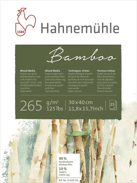 Hahnemühle Bamboo Mixed-Media-Block