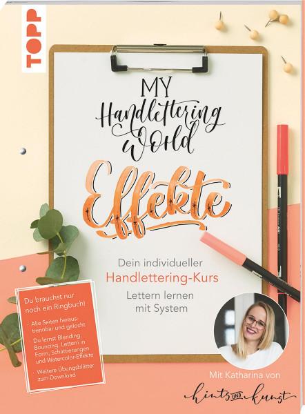 My Handlettering World: Effekte (Katharina Till) | frechverlag