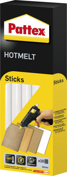 Pattex Hotmelt Sticks Klebestange