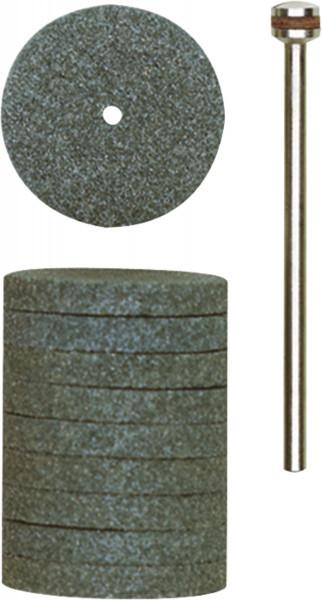 Schleifscheiben, Edelkorund + Silizum-Karbid | Proxxon Industrie-Bohschleifer
