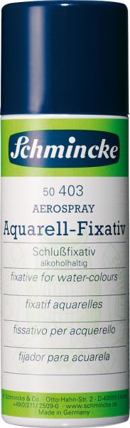Schmincke Aquarell-Fixativ