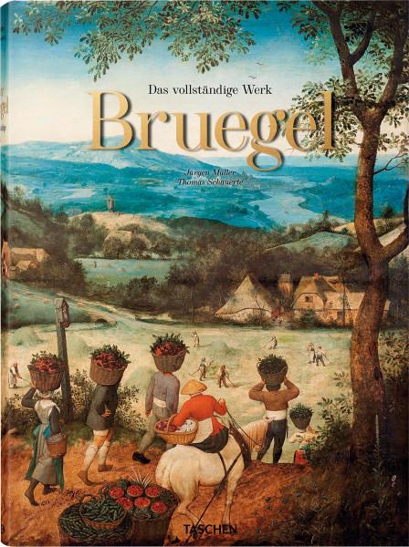 Jürgen Müller, Thomas Schauerte: Pieter Bruegel. Das vollständige Werk