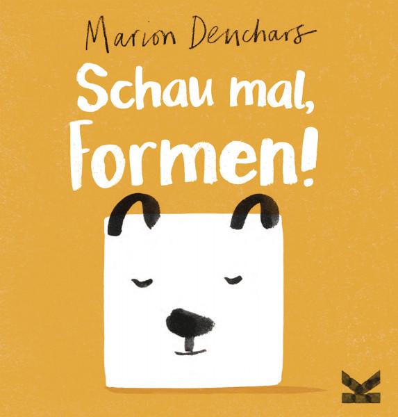 Laurence King Verlag Schau mal Formen