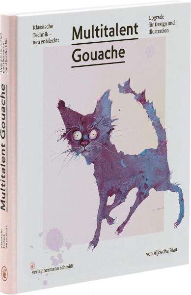 Multitalent Gouache (Aljoscha Blau) | Verlag Hermann Schmidt