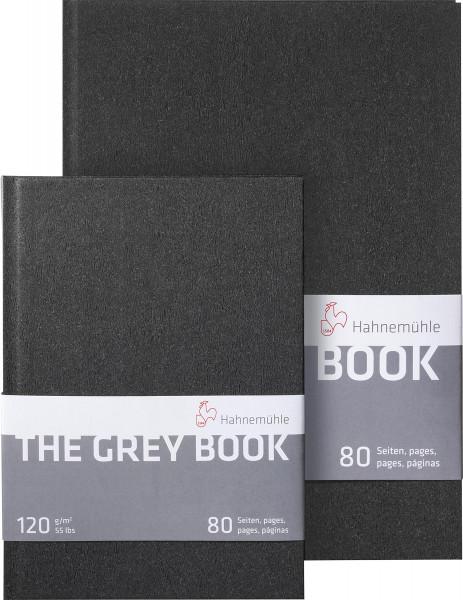 Hahnemühle The Grey Book Skizzenbuch
