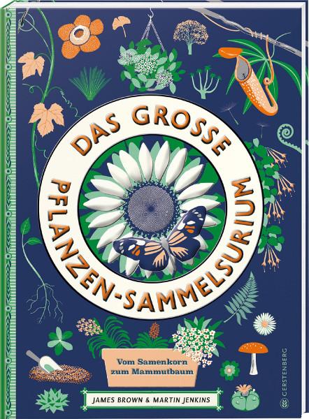 Das große Pflanzen-Sammelsurium (Martin Jenkins, James Brown (Illustr.))   Gerstenberg Vlg.