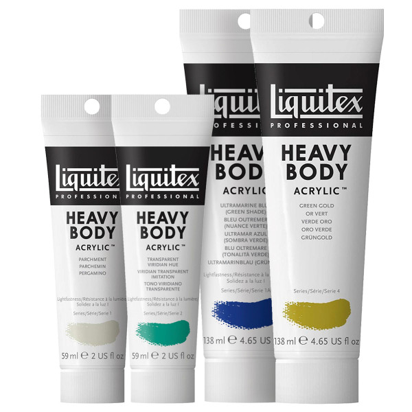 Liquitex Heavy Body Acrylfarbe