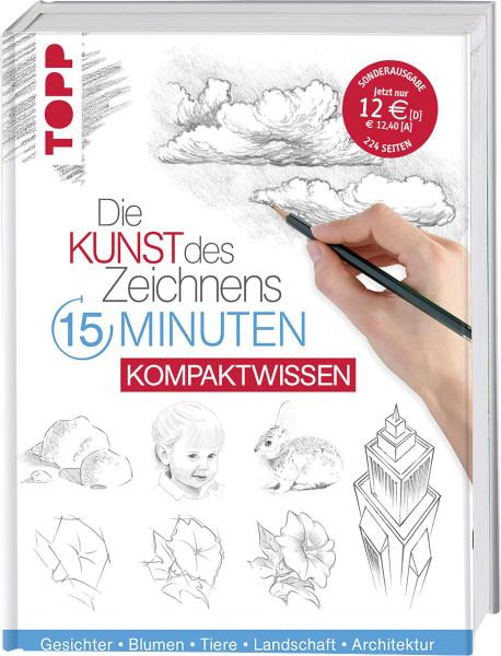 Die Kunst des Zeichnens – 15 Minuten Kompaktwissen | frechverlag