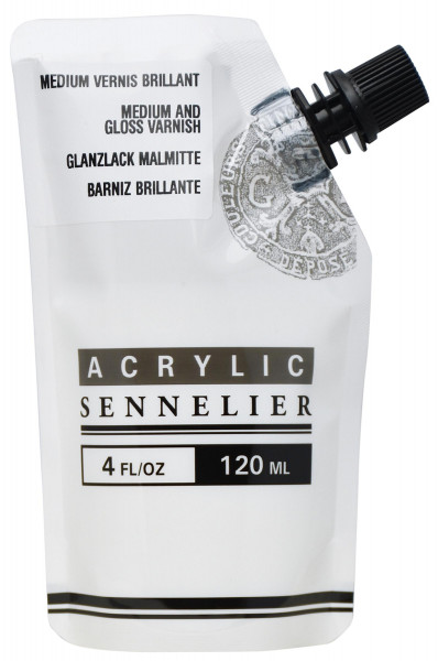 Sennelier Glanzlack-Malmittel