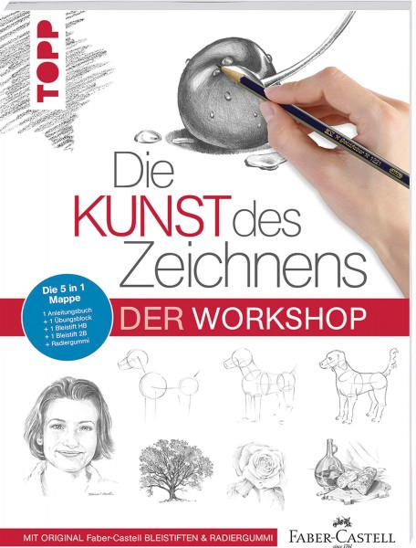 Die Kunst des Zeichnens – Der Workshop | frechverlag