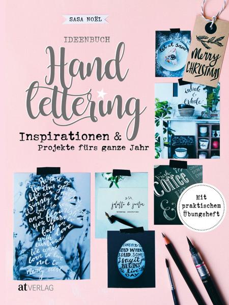 Ideenbuch Handlettering (Sasa Noël) | AT Vlg.