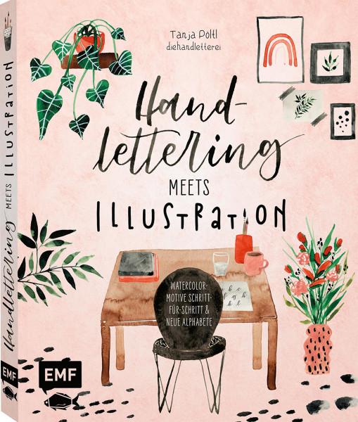 Handlettering meets Illustration (Tanja Pöltl) | EMF Vlg.
