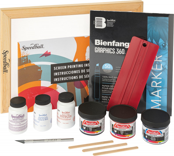 Speedball Introductory Kit