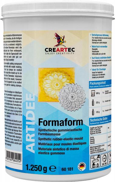 Creartec Formaform Formbaumasse