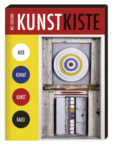 Kunstkiste (Mel Gooding) | Verlag Antje Kunstmann