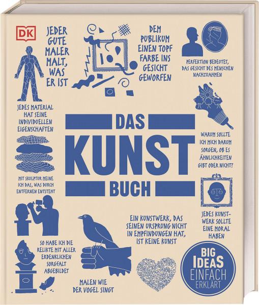 Das Kunstbuch – Wichtige Werke einfach erklärt | Dorling Kindersley Vlg.