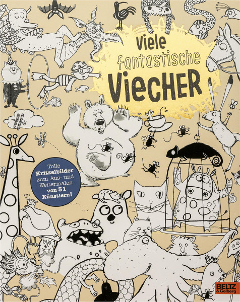 Viele fantastische Viecher | Beltz & Gelberg Vlg.