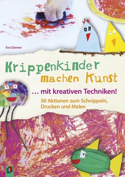 Verlag an der Ruhr Krippenkinder machen Kunst