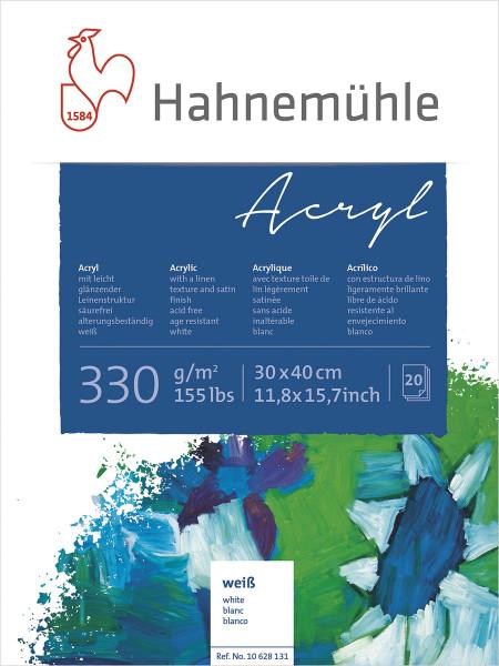 Hahnemühle Acrylmalblock 330 g/m²