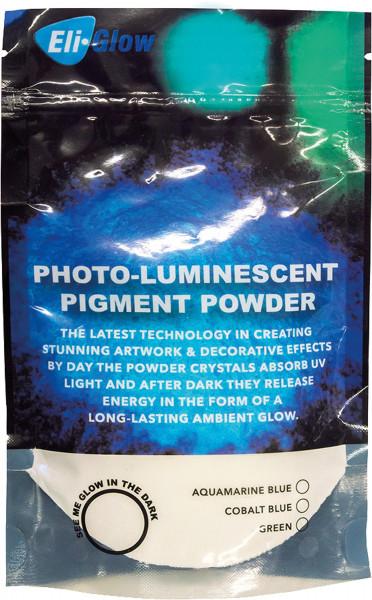 Boesnertest Eli-Glow Leuchtpigment