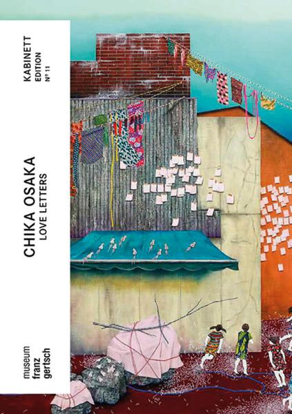 Chika Osaka: Love Letters (Anna Wesle) | Modo Vlg.