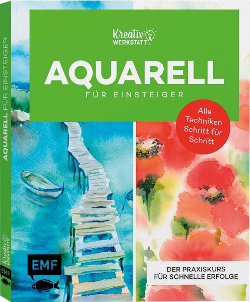Kunst kompakt: Einfach Aquarell – Das Grundlagenbuch | EMF Vlg.